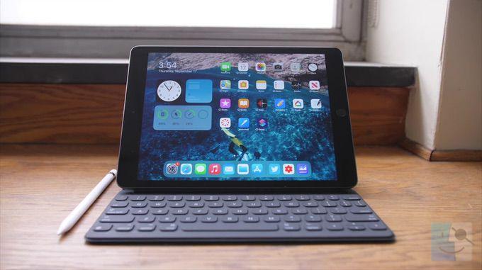 Как быстро закрыть приложения iPad с помощью клавиатуры