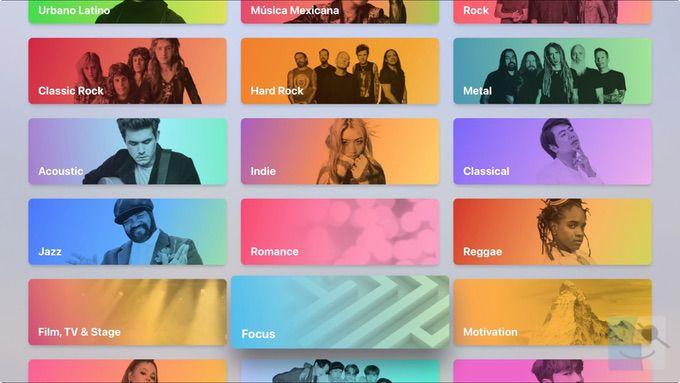 Как использовать приложение Apple Music на Apple TV