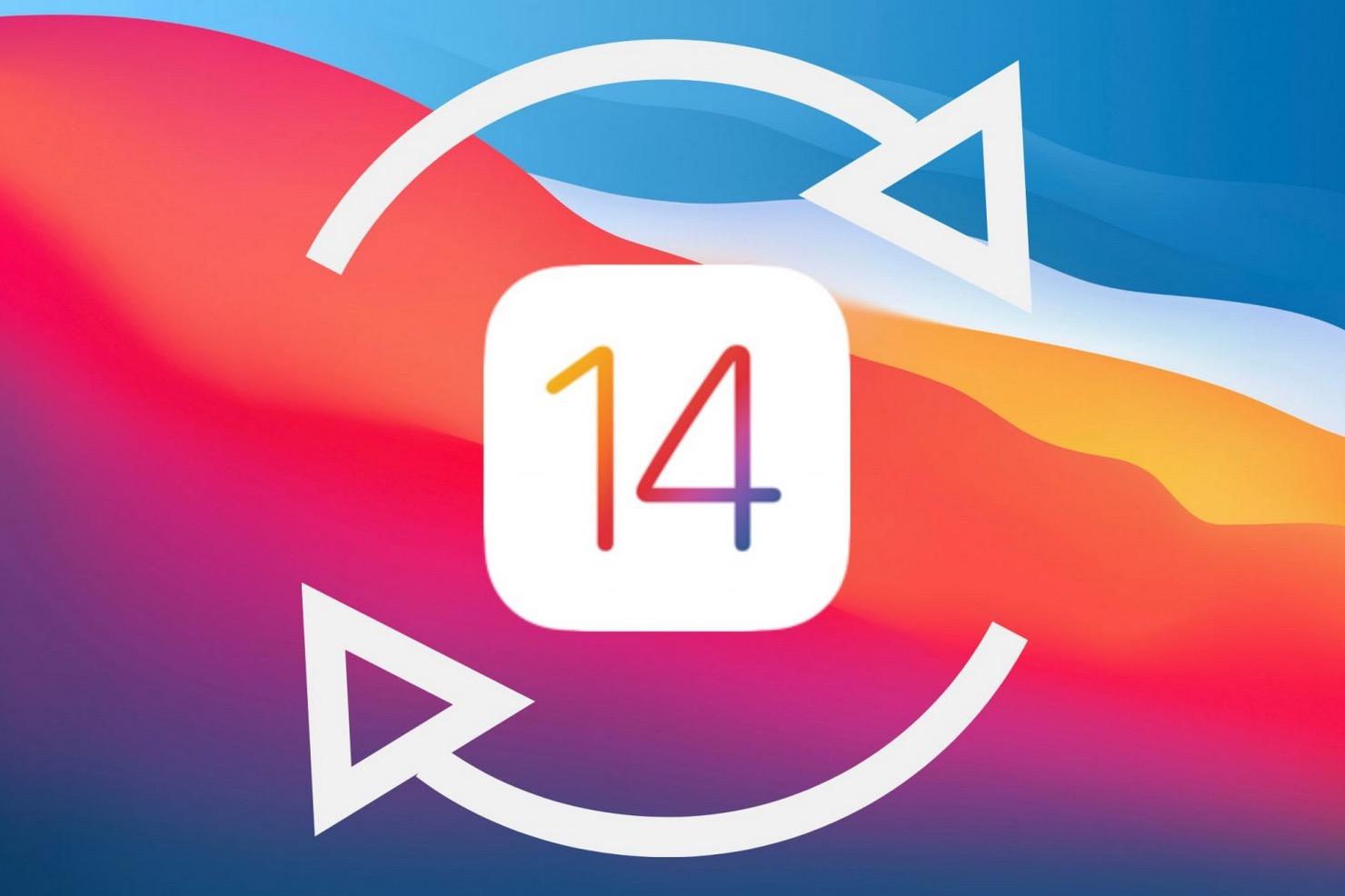 Apple запрещает переход на iOS 14.0.1 после запуска iOS 14.1