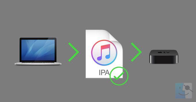 Как подписывать и загружать приложения на Apple TV 4K