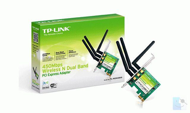 TPLINK TLWDN4800 5 лучших беспроводных карт для Hackintosh