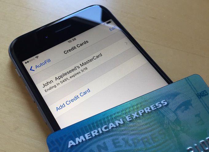 Как добавить информацию о кредитной карте в Связку ключей iCloud