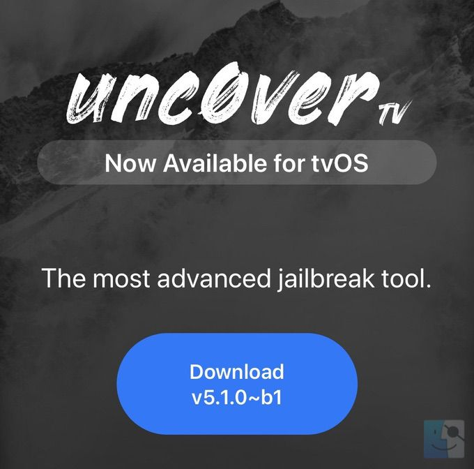Unc0ver for TV v5.1.0 b1 выпущен с поддержкой последней версии tvOS