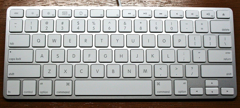 Apple iMac Keyboard A1242 полноразмерная