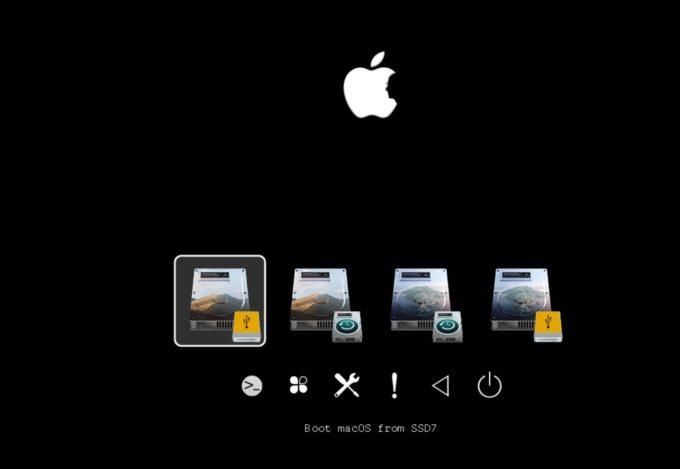 Clover Theme Apple dark