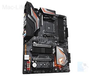 Gigabyte X470 Aorus Ultra Gaming Лучшая материнская плата X470 начального уровня