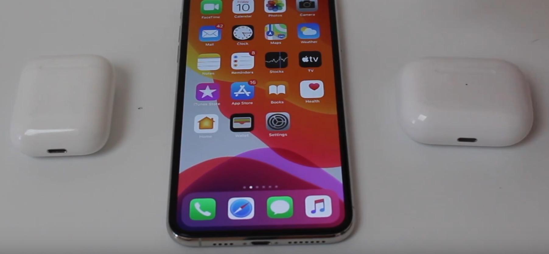 Iphone не видит Аirpods - как исправить