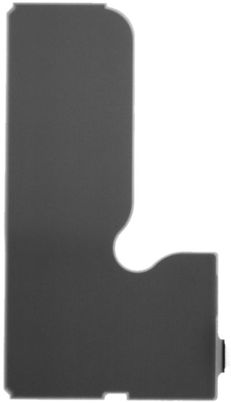 iPhone XS контурный аккумулятор