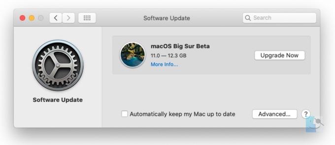 руководство по созданию установочной флешки MacOs 110 Big Sur Public Beta