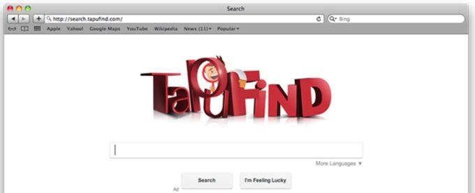 Как удалить вирус TapuFind с Mac