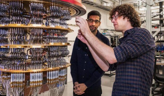 Когда квантовые вычисления и ИИ сталкиваются