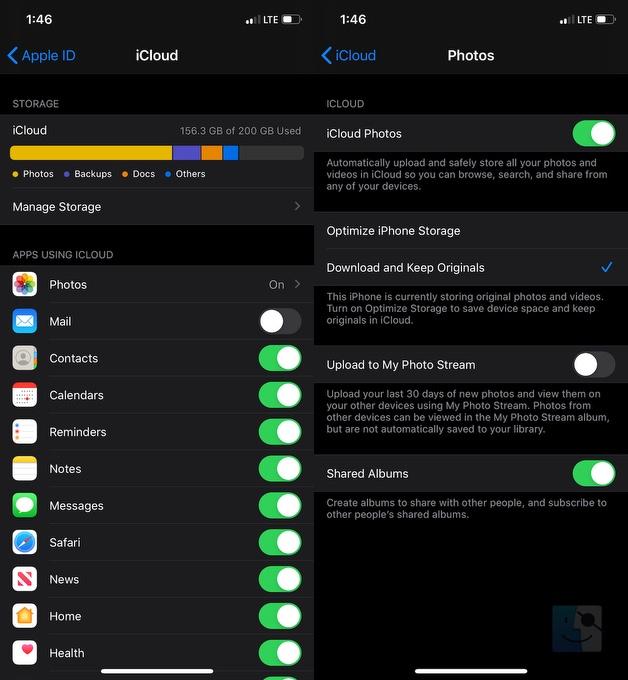 Как загрузить фотографии с iPhone на Mac с помощью iCloud