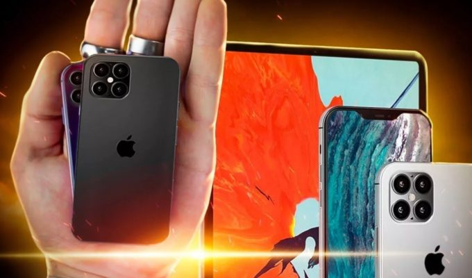 Проблема с экраном блокировки Iphone 12 mini
