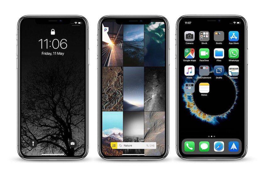 5. Papers.co - Лучшие приложения для обоев для iPhone
