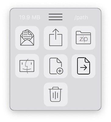 FilePane - Музыкальные файлы, видео файлы и действия с папками