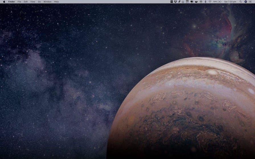 2. Dynwalls - лучшие сайты для загрузки динамических обоев для Mac