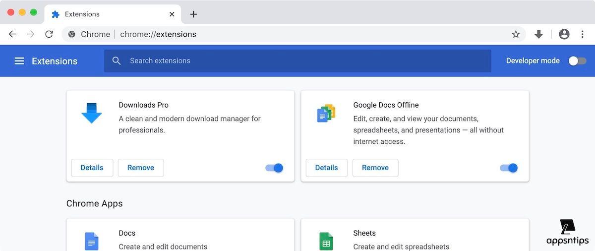 Получите Safari Like Download Manager в Google Chrome 4