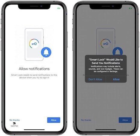 Как использовать iPhone в качестве физического ключа безопасности