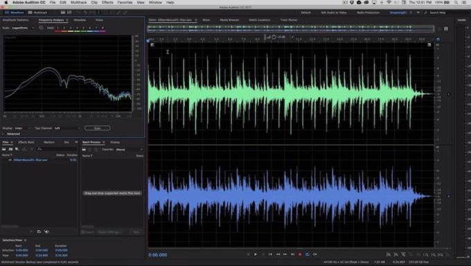 1 Adobe Audition Best Overall Audio Editing Software 1