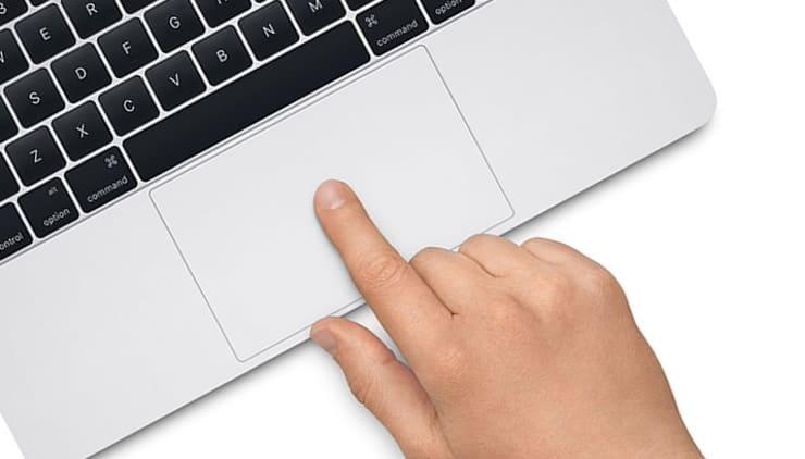 10 мультитач-жестов для трекпада MacBook
