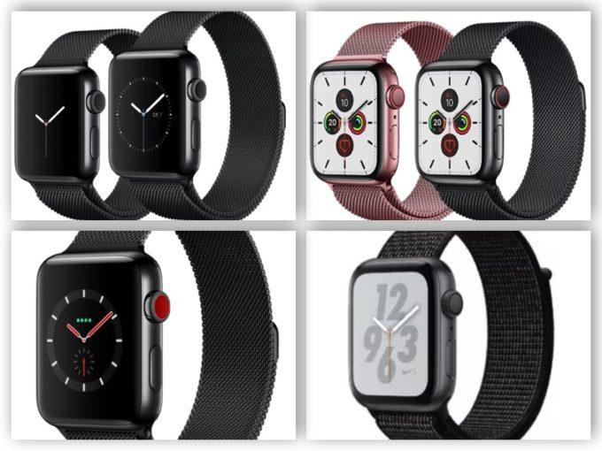 Темная тема продлевает работу Apple Watch